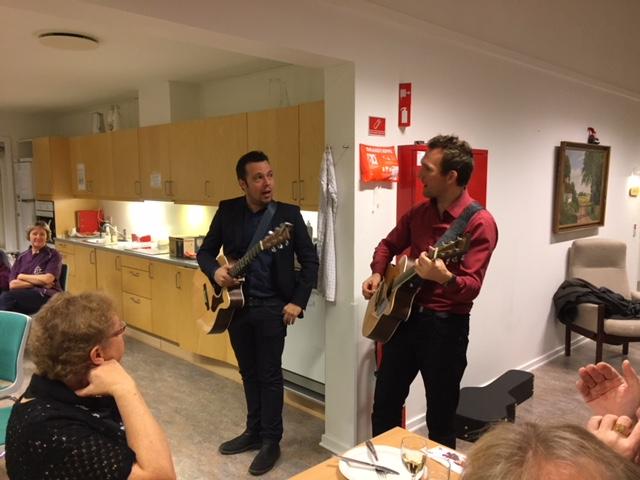 Mark & Christoffer